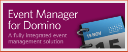 Event Manager for Domino